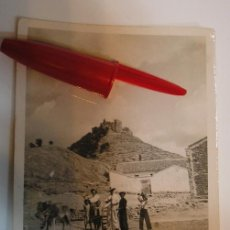 Fotografía antigua: ANTIGUA FOTO FOTOGRAFIA MUNDO RURAL LABRADORES CAMPESINOS CAZADORES CULTIVOS COSECHAS (21-1). Lote 235853930