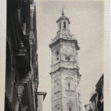 Fotografía antigua: FOTOGRAFÍA VALENCIA SANTA CATALINA. Lote 235854090