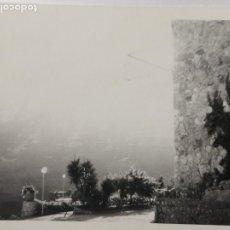 Fotografía antigua: FOTOGRAFÍA COSTA ALICANTINA CALPE PEÑÓN DE IFACH JÁVEA ALTEA DENIA. Lote 235854205