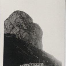 Fotografía antigua: FOTOGRAFÍA COSTA ALICANTINA CALPE PEÑÓN DE IFACH JÁVEA ALTEA DENIA PERTO. Lote 235854255
