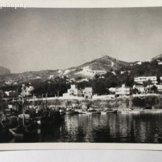 Fotografía antigua: FOTOGRAFÍA COSTA ALICANTINA CALPE PEÑÓN DE IFACH JÁVEA ALTEA DENIA PERTO. Lote 235854300