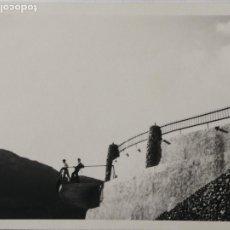 Fotografía antigua: FOTOGRAFÍA COSTA ALICANTINA CALPE PEÑÓN DE IFACH JÁVEA ALTEA DENIA PERTO. Lote 235854330