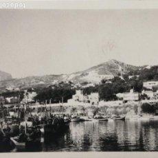 Fotografía antigua: FOTOGRAFÍA COSTA ALICANTINA CALPE PEÑÓN DE IFACH JÁVEA ALTEA DENIA PERTO CABO SAN ANTONIO. Lote 235854410