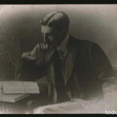 Fotografía antigua: 06 - HOMBRE JOVEN ESTUDIANTE ( SIMILAR A NIKOLA TESLA ) - FOTO POSTAL 1912. Lote 236237510