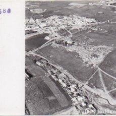 Fotografía antigua: FOTOGRAFIA AEREA DE HUELVA. AYAMONTE. 17,7X13 CM. FOTOHUELVA-512. Lote 236352995