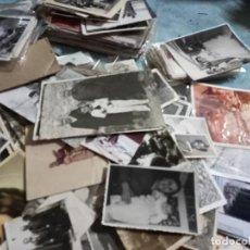 Fotografía antigua: ANTIGUA CAJA CON 120 FOTOS DE UN ÁLBUM ALICANTE AÑOS 40 Y 50 DE MISMA PROCEDENCIA. Lote 236974430