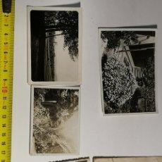 Fotografía antigua: 5 FOTOGRAFÍAS ANTIGUAS POSIBLEMENTE ZONA DEL BAGES, SALLENT? PRIMERA MITAD S. XX. Lote 237197815