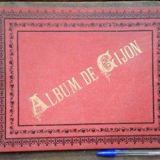 Fotografia antica: GIJÓN. ÁLBUM ARTÍSTICO II. OCTAVIO BELLMUNT. Lote 241712965