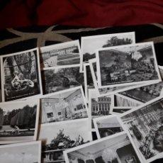 Fotografía antigua: 18 ANTIGUAS FOTOGRAFÍASS DE WIEN, ALEMANIA. Lote 242488705