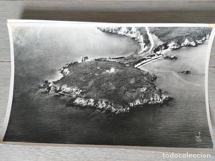 FOTOGRAFIA AÉREA DE FRANCIA - LA PRESQUI'ILE - POINTE DE KERITY CÔTE NORD DE LA BRETAGNE - AÑO 1958 (Fotografía - Artística)