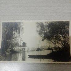 Fotografía antigua: FOTO DEL PUERTO DE SAN SALVADOR. Lote 243874665