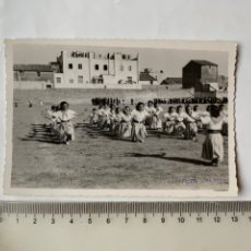 Fotografia antica: FOTO. CAMPAMENTO DE VINAROZ. FOTÓGRAFO GIL ROCA. FECHA, 2 JUNIO 1940.. Lote 244974175