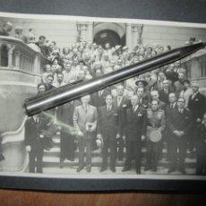 Fotografía antigua: ANTIGUO ALBUM FOTOS BRANGULL CONGRESO INTERNACIONAL ANTONIO SUBIRANA INSGNE DR CATALUÑA Y MILITAR. Lote 247360625