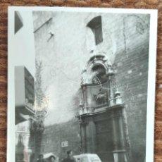 Fotografia antiga: VALENCIA - REAL PARROQUIA DE SAN MARTÍN OBISPO Y SAN ANTONIO ABAD. Lote 247965170