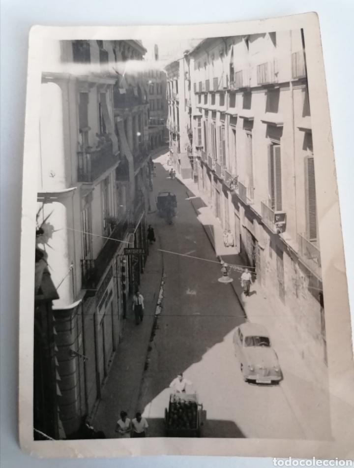 VALENCIA. CALLE SANTA TERESA. 1955. LABORATORIO ESCUDER. (Fotografía - Artística)
