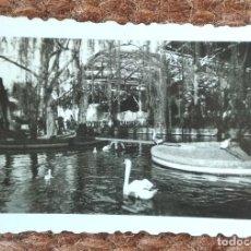Fotografia antiga: VALENCIA - VIVEROS - ESTANQUE. Lote 248137565