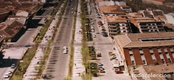 Fotografía antigua: FOTOGRAFIA AEREA ARANJUEZ(MADRID) AÑOS 70 PAISAJES ESPAÑOLES AÑO 1978. 40X30 cm MARCO 40X50CM - Foto 6 - 248225095