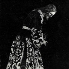 Fotografía antigua: SEVILLA-SEMANA SANTA-EL CRISTO DE PASION_TAMAÑO FOTO23X16. Lote 251991925