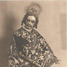 Fotografía antigua: SEVILLA-SEMANA SANTA-SAN JUAN DE LA HERMANDAD DE LA AMARGURA-FORO RAMIREZ DE ARELLANO. Lote 251993525
