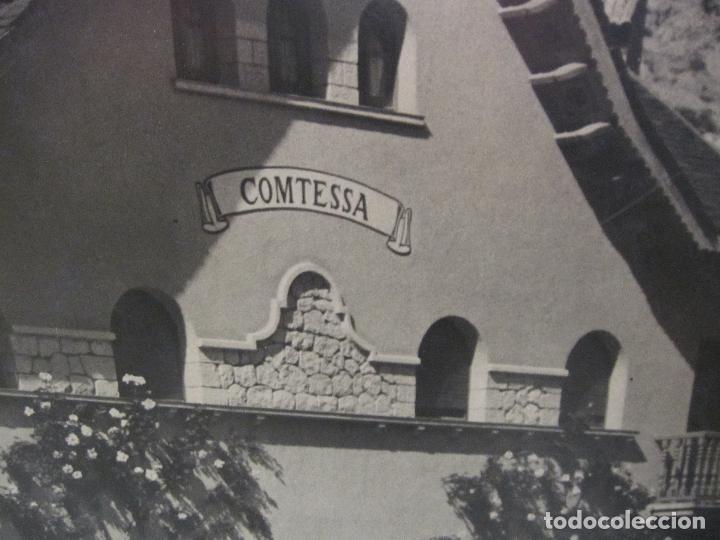 Fotografía antigua: IMPORTANTE REPORTAJE FOTOGRAFICO DE LA COLONIA ENHER. PONT DE SUERT. 13 GRANDES FOTOGRAFIAS - Foto 18 - 252780935
