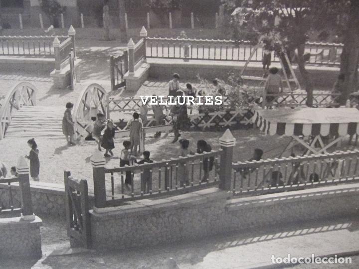Fotografía antigua: IMPORTANTE REPORTAJE FOTOGRAFICO DE LA COLONIA ENHER. PONT DE SUERT. 13 GRANDES FOTOGRAFIAS - Foto 20 - 252780935