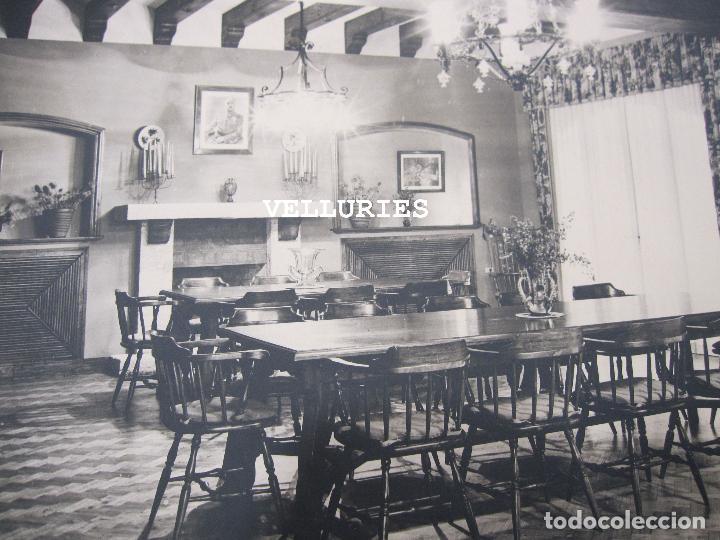 Fotografía antigua: IMPORTANTE REPORTAJE FOTOGRAFICO DE LA COLONIA ENHER. PONT DE SUERT. 13 GRANDES FOTOGRAFIAS - Foto 26 - 252780935