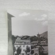 Fotografia antiga: FOTOGRAFÍA FOTO HOSTAL LLAVORSI LLEIDA JEEP 1964. Lote 253898170