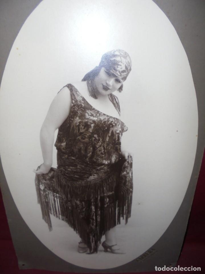 Fotografía antigua: magnifica antigua gran fotografia original de epoca años 20 - Foto 2 - 253979090