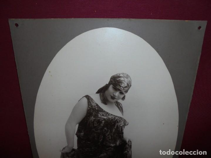 Fotografía antigua: magnifica antigua gran fotografia original de epoca años 20 - Foto 3 - 253979090