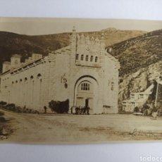 Fotografía antigua: FOTOGRAFÍA ANTIGUA TAMAÑO POSTAL COVADONGA, ASTURIAS, PP. S. XX.. Lote 254165010