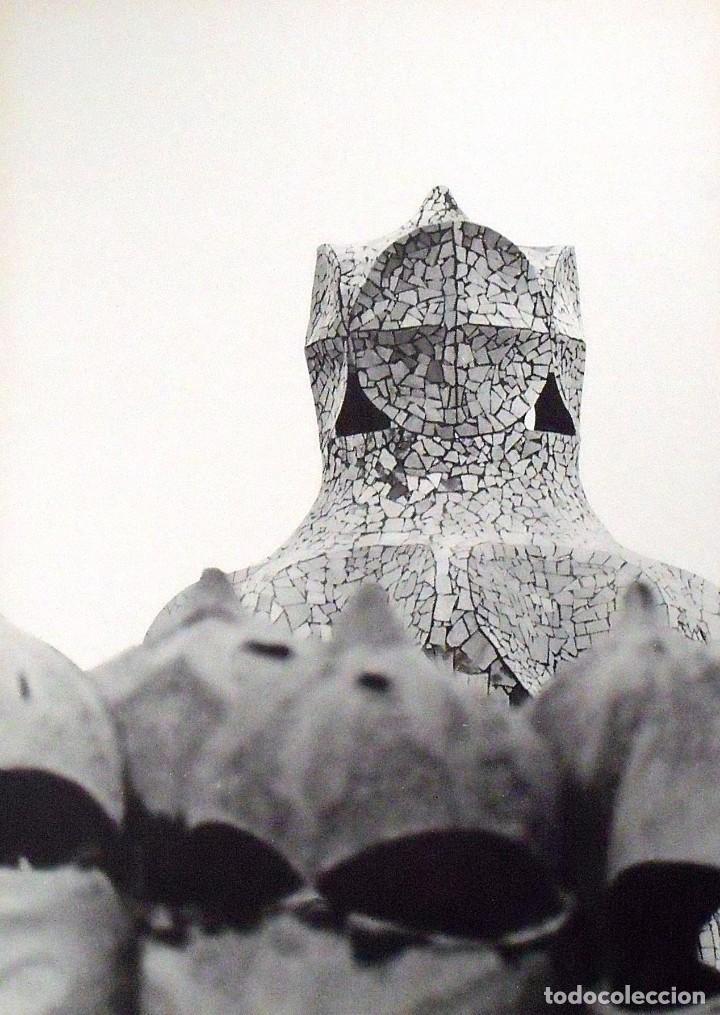LEOPOLDO POMÉS. FOTOGRAFÍA ARTÍSTICA. LA PEDRERA. GAUDÍ. RENÉ METRAS. NUMERADA 148/200. 1967. (Fotografía - Artística)
