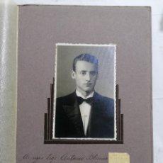Fotografía antigua: FOTOGRAFIA, NOE GONZALEZ BLANCO, BRASIL ,AÑO 1936, PHONE 3810 - A. SAIDENBERG, CAMPINAS. Lote 254617710