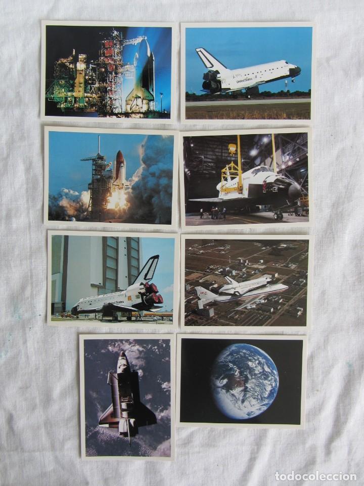 Fotografía antigua: 12 fotografías NASA, The Space Schuttle Collection - Foto 5 - 254909760