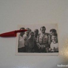 Fotografía antigua: ANTIGUA FOTO FOTOGRAFIA ALICANTE PLAZA DE TOROS (21-5). Lote 258066535