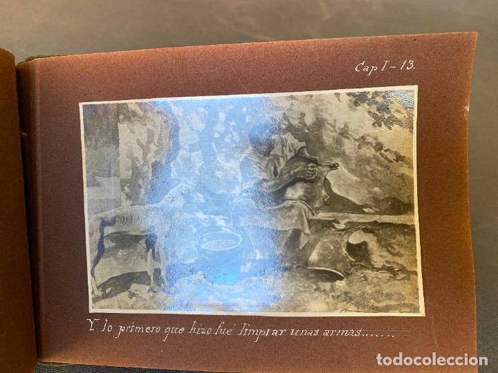 Fotografía antigua: QUIJOTE DEL CENTENARIO 1605 - 1905 . FOTOGRAFIAS ORIGINALES , JIMENEZ ARANDA , CABRERA EDITOR - Foto 3 - 261204385