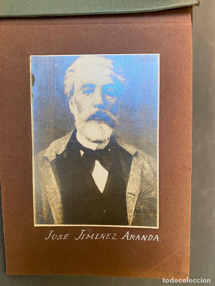 Fotografía antigua: QUIJOTE DEL CENTENARIO 1605 - 1905 . FOTOGRAFIAS ORIGINALES , JIMENEZ ARANDA , CABRERA EDITOR - Foto 4 - 261204385