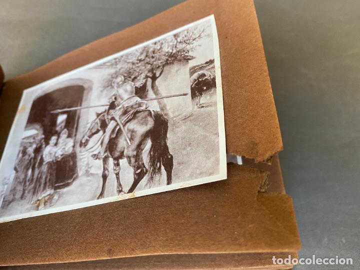 Fotografía antigua: QUIJOTE DEL CENTENARIO 1605 - 1905 . FOTOGRAFIAS ORIGINALES , JIMENEZ ARANDA , CABRERA EDITOR - Foto 5 - 261204385