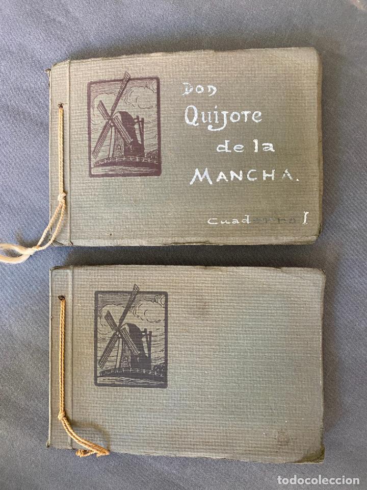 QUIJOTE DEL CENTENARIO 1605 - 1905 . FOTOGRAFIAS ORIGINALES , JIMENEZ ARANDA , CABRERA EDITOR (Fotografía - Artística)