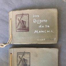 Fotografía antigua: QUIJOTE DEL CENTENARIO 1605 - 1905 . FOTOGRAFIAS ORIGINALES , JIMENEZ ARANDA , CABRERA EDITOR. Lote 261204385