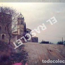 Fotografía antigua: ANTIGÜA FOTOGRAFIA EN COLOR DE CARDONA DE MEDIDAS 12,5 CM. X 9 CM.. Lote 261600115