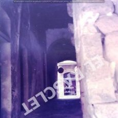 Fotografía antigua: ANTIGÜA FOTOGRAFIA EN COLOR DE CARDONA DE MEDIDAS 12,5 CM. X 9 CM.. Lote 261600310