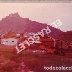 Fotografía antigua: ANTIGÜA FOTOGRAFIA EN COLOR DE CARDONA DE MEDIDAS 13 CM. X 10 CM.. Lote 261601625