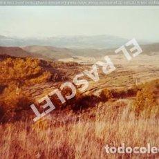 Fotografía antigua: ANTIGÜA FOTOGRAFIA EN COLOR DE CARDONA DE MEDIDAS 15 CM. X 10 CM.. Lote 261601910