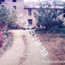 Fotografía antigua: ANTIGÜA FOTOGRAFIA EN COLOR DE CARDONA DE MEDIDAS 12,5 CM. X 9 CM.. Lote 261837910