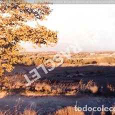 Fotografía antigua: ANTIGÜA FOTOGRAFIA EN COLOR DE CARDONA DE MEDIDAS 12,5 CM. X 9 CM.. Lote 261838420