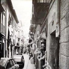 Fotografía antigua: ANTIGÜA FOTOGRAFIA EN BLANCO Y NEGRO DE CARDONA DE MEDIDAS 12,5 CM. X 9 CM.. Lote 261841005