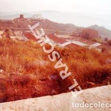 Fotografía antigua: ANTIGÜA FOTOGRAFIA EN COLOR DE CARDONA DE MEDIDAS 15 CM. X 10 CM.. Lote 261845215