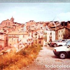 Fotografía antigua: ANTIGÜA FOTOGRAFIA EN COLOR DE CARDONA DE MEDIDAS 15 CM. X 10 CM.. Lote 261845330