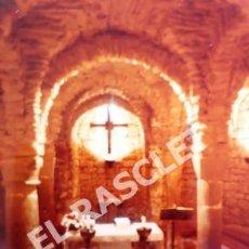 Fotografía antigua: ANTIGÜA FOTOGRAFIA EN COLOR DE CARDONA DE MEDIDAS 15 CM. X 10 CM.. Lote 261846300
