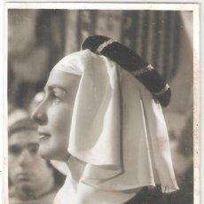 Fotografía antigua: AUTÓGRAFO DE LA ACTRIZ MARUCHI FRESNO (MADRID,1916). Lote 263585435